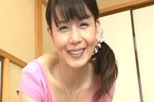 「夢精しちゃうなんて何歳?ママがもう一回してあげる〜」夢精しちゃった性欲の強い息子を美人ママがフェラ抜き!三浦恵理子