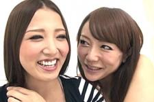 [レズ]レズお姉さんがエロい言葉責めしながら美少女にレズの魅力を教え込む!友田彩也香・桐原あずさ