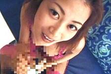 「いいのよイキたかったらイッても〜美味しいお汁お口に頂戴〜」美人お姉さんが主観で言葉責めしながらフェラ抜き!桜田佳子